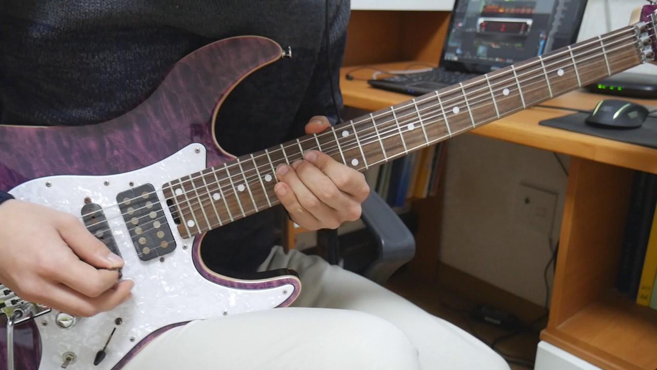 fripside-whitebird-outro-a2c-guitar-solo-nogi