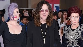 Kelly Osbourne Breaks Her Silence After Sharon and Ozzy
