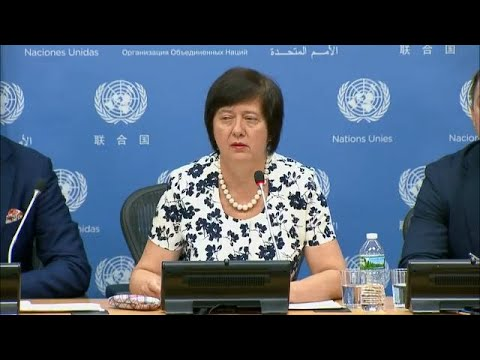 Poland on Security Council Presidency for May - Press Conference (3 May 2018)