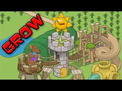 Hra na náhodné bohy - Grow Park a Grow Island