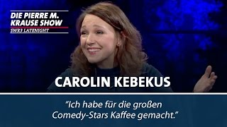 Carolin Kebekus: Karriere und Mario Barth sind nicht vereinbar