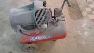 компрессор для покраски  AURORA GALE 50