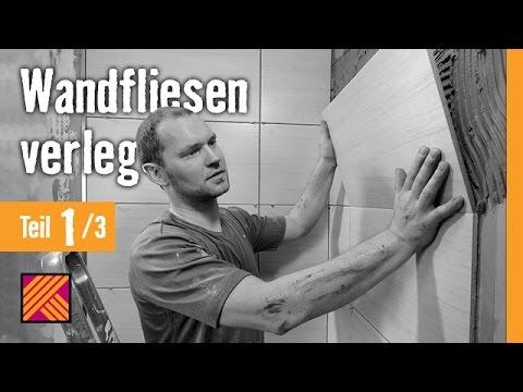 Version 2013 waschbeckenarmatur montieren hornbach for Wandfliesen verlegen