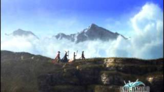 Final Fantasy III DS Trailer