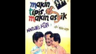 Judul: makin tipis asyik vokal: warkop dki (dono, kasino, indro) album: (1987)