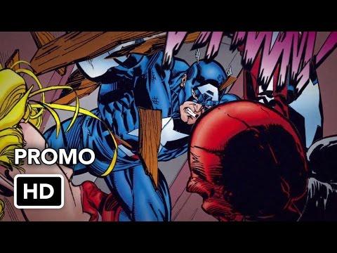 Marvel's Captain America: 75 Heroic Years / Agent Carter Season 2 Promo (HD)