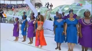Shakira Live Hips Dont Lie Bamboo FIFA World 2006 Closing Ceremony