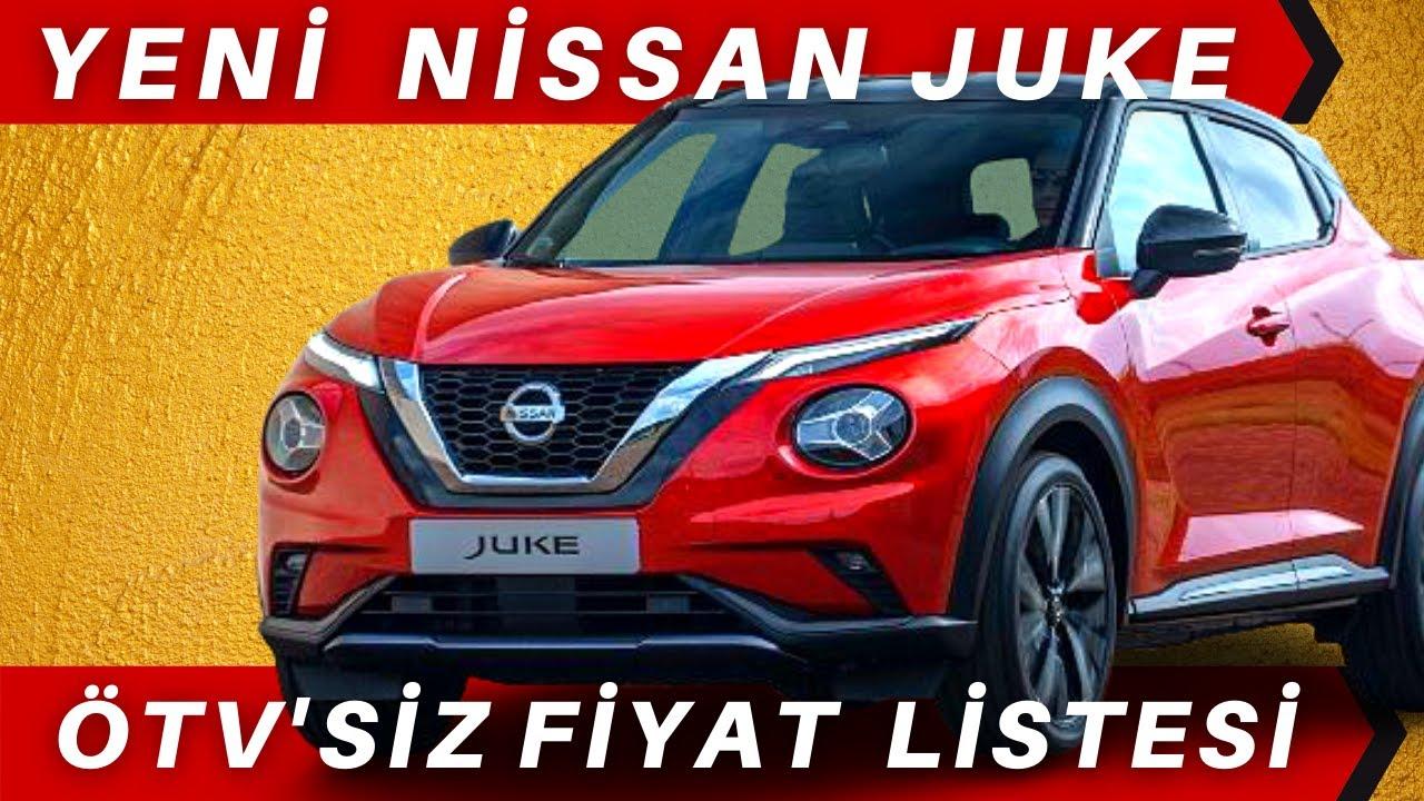 2021 Yeni Nissan Juke Fiyat Listesi ve İnceleme - YouTube