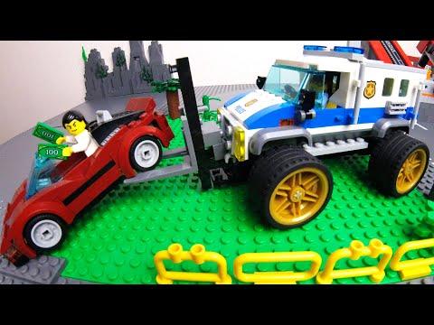 Lego Experimental Cars And Lego Trucks Pizza Van