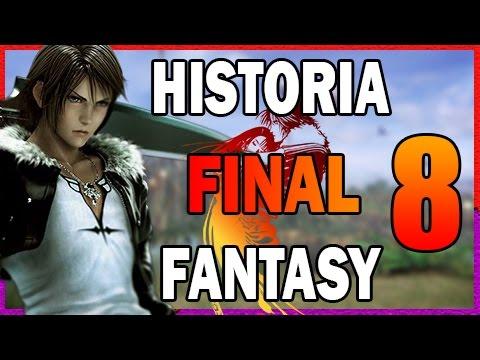 HISTORIA COMPLETA FINAL FANTASY VIII