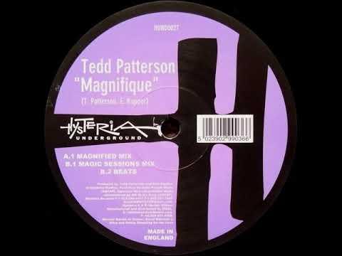 Tedd Patterson – Magnifique (Magnified Mix)(2002)