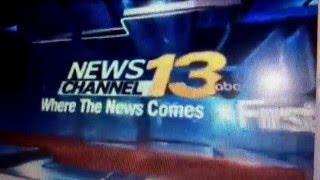 KRDO-TV NewsChannel 13 at 4:30pm open February 8, 2016
