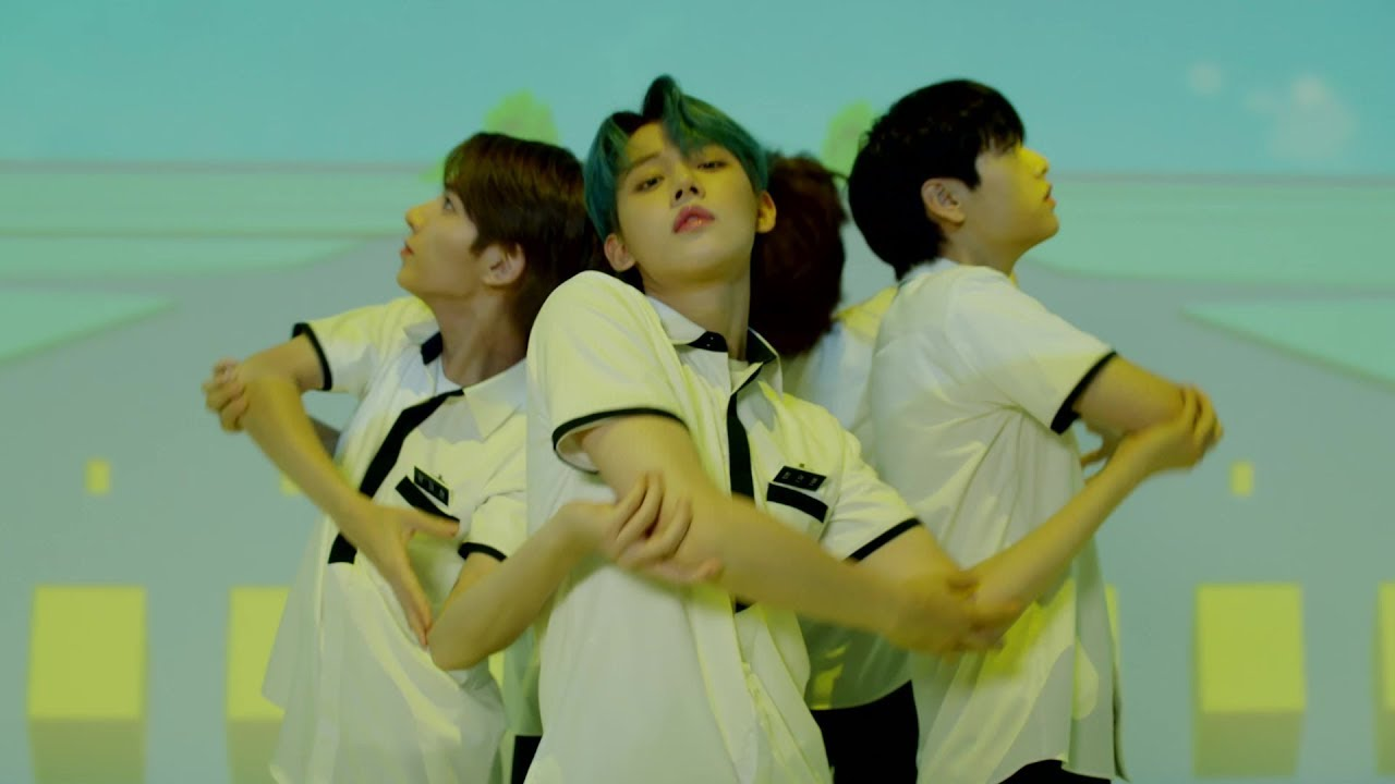 TXT The Dream Chapter: MAGIC Trailer © Big Hit Entertainment