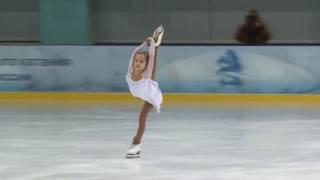 Мирослава Морозова - 2 место, 3 юношеский, Открытое первенство УОР №4