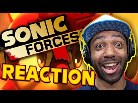 OMG THEY FINALLY MADE JD THE HEDGEHOG!!! - [Sonic Forces REACTION]