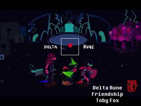 Delta Rune - Friendship - Orchestral Remix