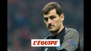 Casillas, homme de records européens - Foot - C1 - Porto