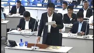 平成28年9月定例会 福島市議会議員 二階堂武文の一般質問