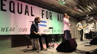 EQUAL FOR ARTISTS 2 & IMANY : EMMA BEATSON
