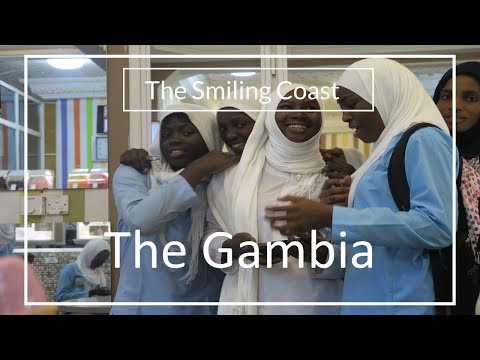 SNGLSTWSTD in The Gambia | From Dakar to Banjul | SNTWISTEDTRAVEL