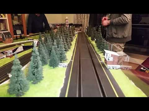 Slot Racing: SPA Francorchamps par Parislot (partie 2)