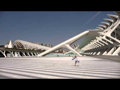 Orasul artei si stiintei - Valencia