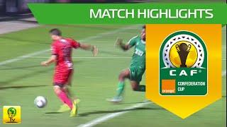 Fath Union Sport vs Ahly Tripoli | Orange CAF Confederation Cup 2016