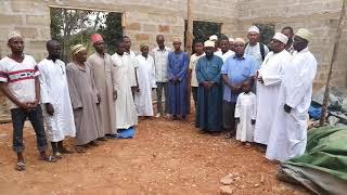 Tushirikiyane Kwa Ajili ya Allah ili tuweze kumalizia Huu Msikiti