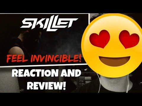 "Skillet - ""Feel Invincible"" Music Video Reaction!! | Mattskilletguy"