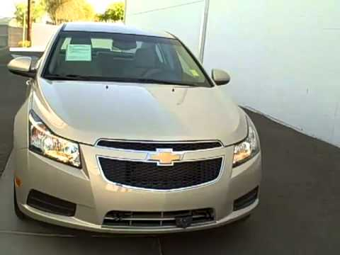 N6770a 2011 Chevrolet Cruze Lt Gold Mist Metallic Youtube