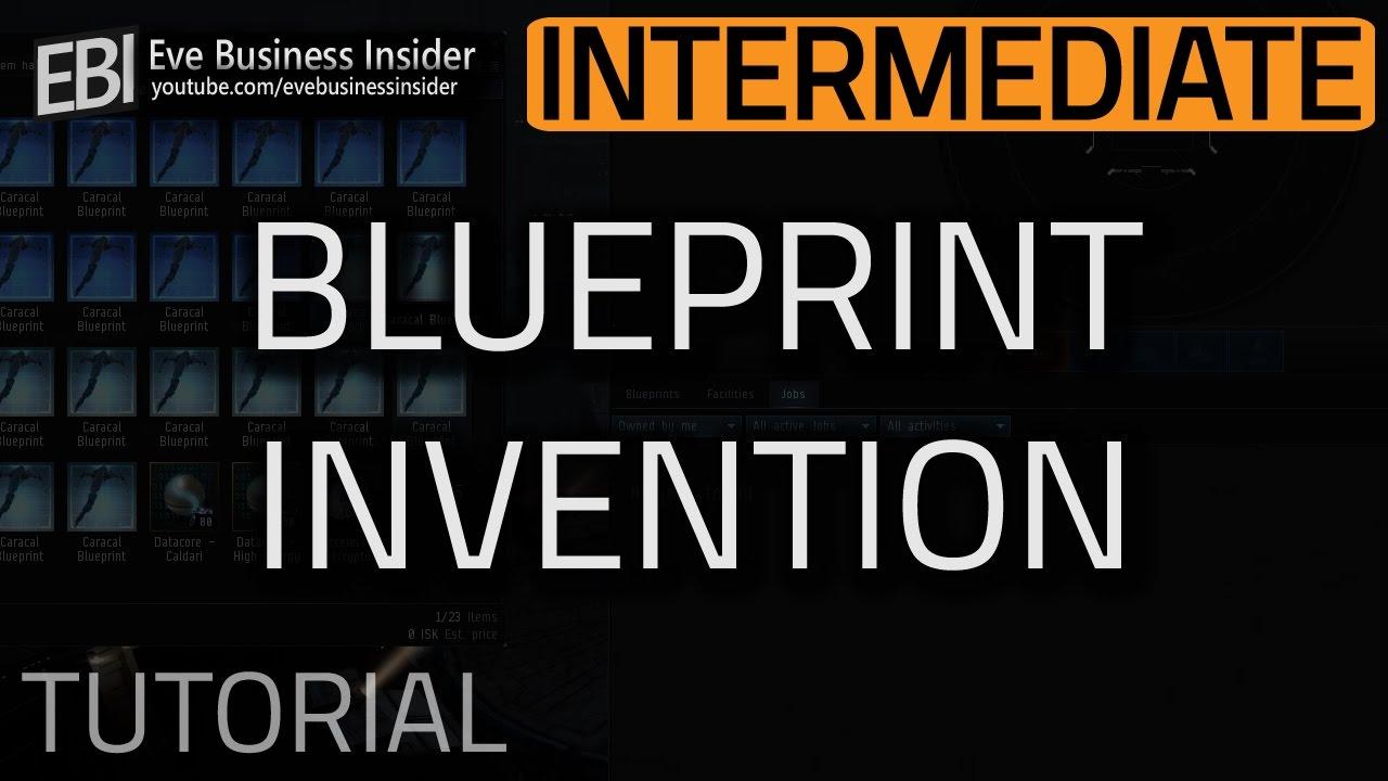 Blueprint invention youtube blueprint invention malvernweather Images