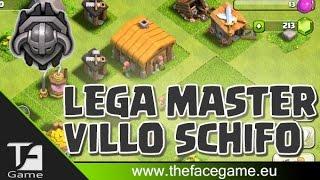 VILLO SCHIFO in LEGA MASTER !! --Clash of Clans ITA--