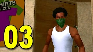 Grand Theft Auto: San Andreas - Part 3 - Colored Up (GTA Walkthrough / Gameplay)