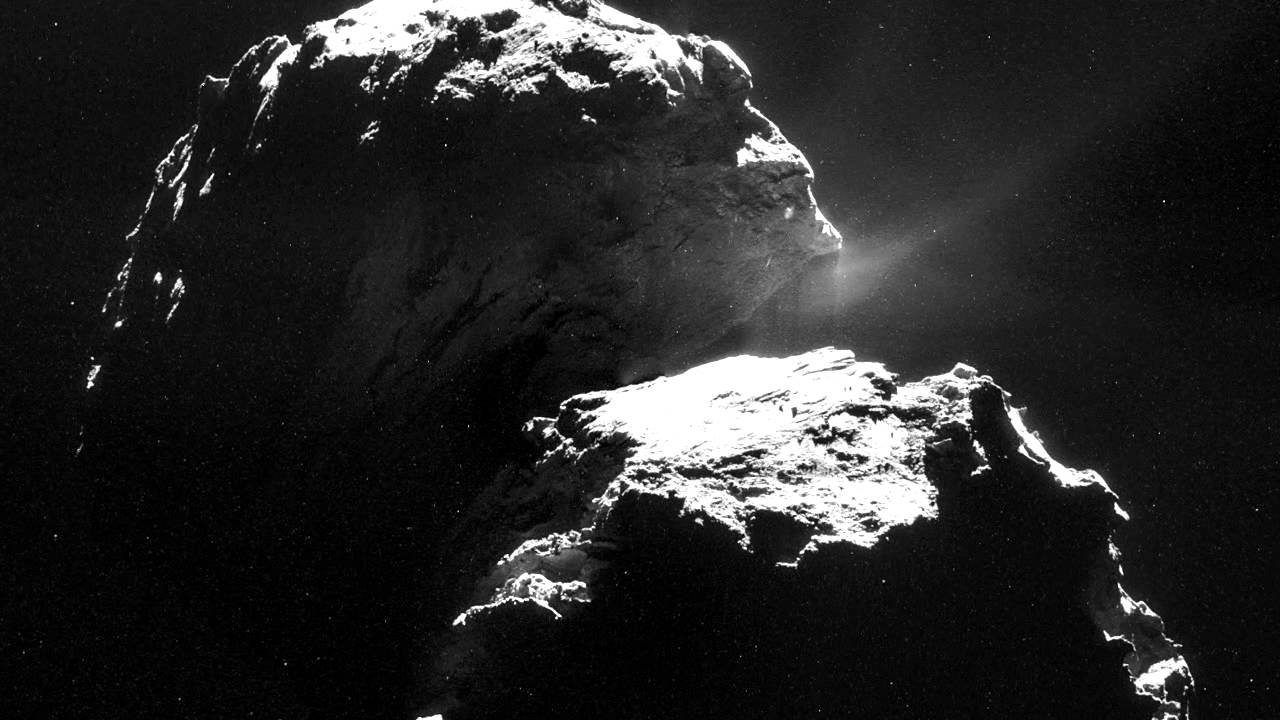 Rosetta Mission Update | The Rocky Comet - YouTube