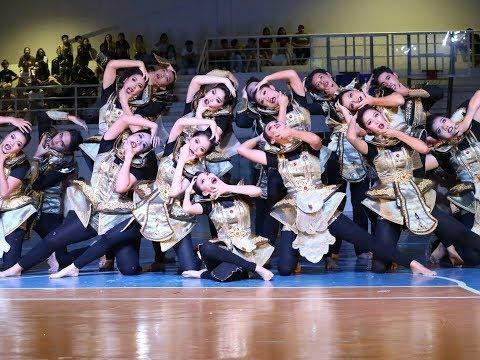 ลีดรปศ. - Cheerleader Public administration Silpakorn University MS GAME 2017