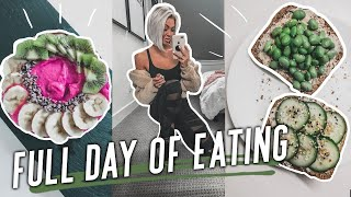Full Day of Eating for FAT Loss