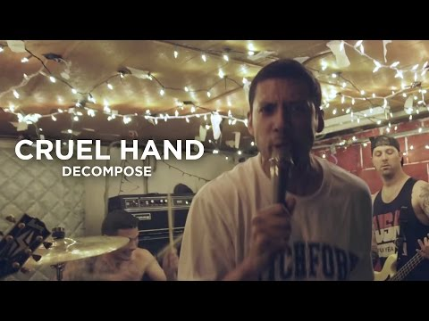Cruel Hand - Decompose (Official Music Video)