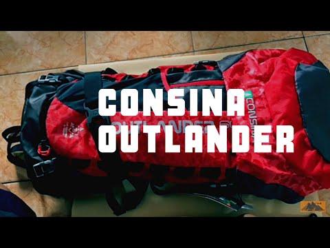 Buka Buka Consina #16 Carrier Outlander 60