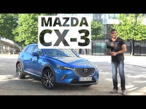 mazda cx 3 2015 prezentacja 204 youtube. Black Bedroom Furniture Sets. Home Design Ideas