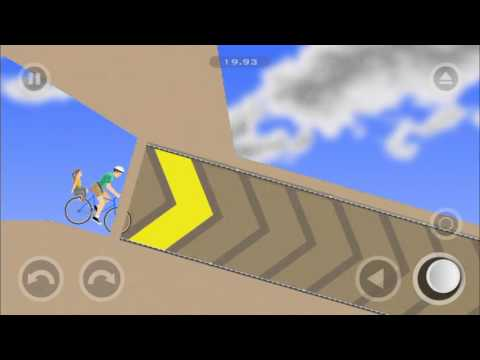 Happy Wheels iOS Irresponsible Dad Level 4 Walkthrough