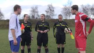 Schiedsrichter:Nachwuchs Einsatz in der Kreisliga (1/2)