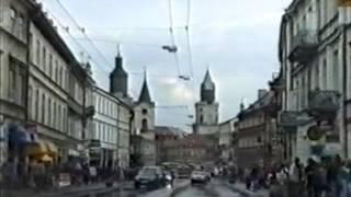 Lublin w 1993 roku. Podróż w czasie