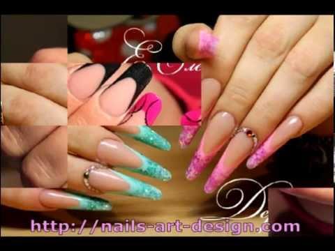 Розовый маникюр фото (pink manicure photo)