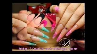 видео Френч маникюр на ногтях в розовых тонах: фото работ.