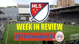 Cascadia And Pirlo Oh My Mls Week Review