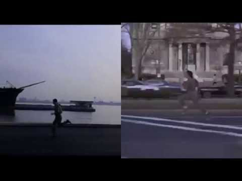 Rocky: Side By Side Training Montage