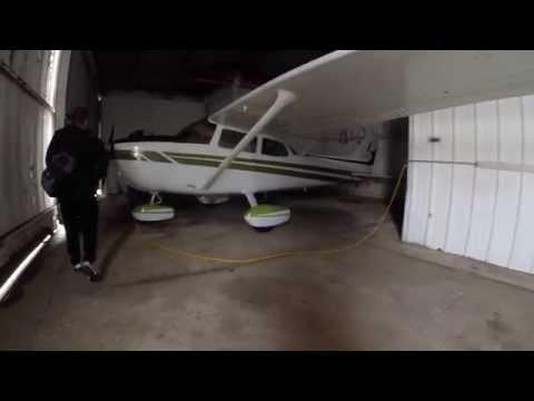 Flying Across the Plains of Nebraska