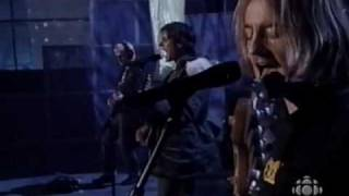 Our Lady Peace- Is Anybody Home? (live @ Junos 2000)