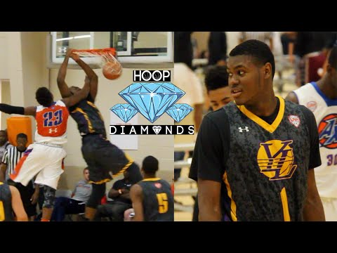6'10 Diamond Stone DESTROYS At #UAAFinals!...