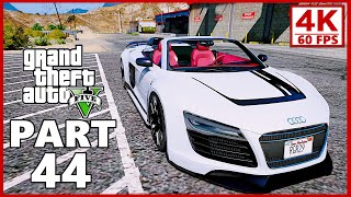 Grand Theft Auto 5 Gameplay Walkthrough Part 44 - GTA 5 (PC 4K 60FPS)